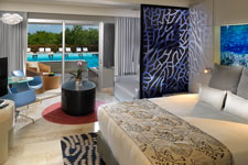 Luxury Junior Suite Royal Service Swim Up - Paradisus Playa del Carmen La Perla All-Inclusive Adult Only Resort