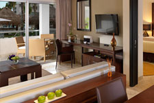 Two Bedrooms Master Suite - Paradisus Playa del Carmen La Perla - All-Inclusive Adult Only Resort